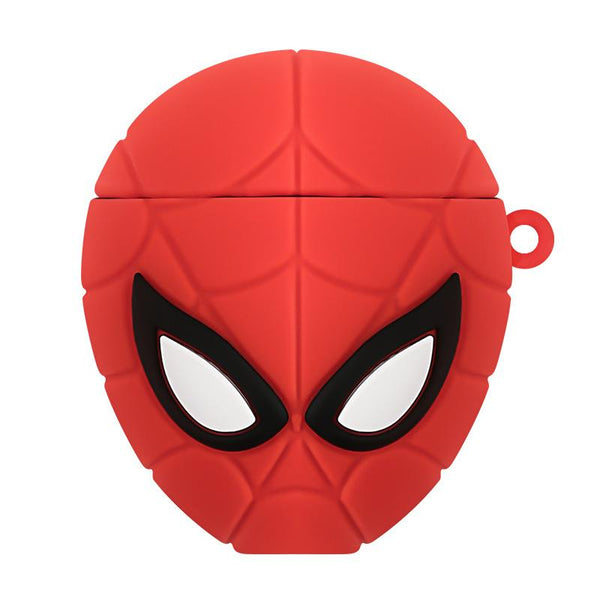 Airpods Case Spiderman Spider-Man AirPods2 Cover iPhone Wireless Bluetooth Earphone Case