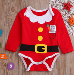 Baby Clothing Sets 70CM Baby suit Christmas