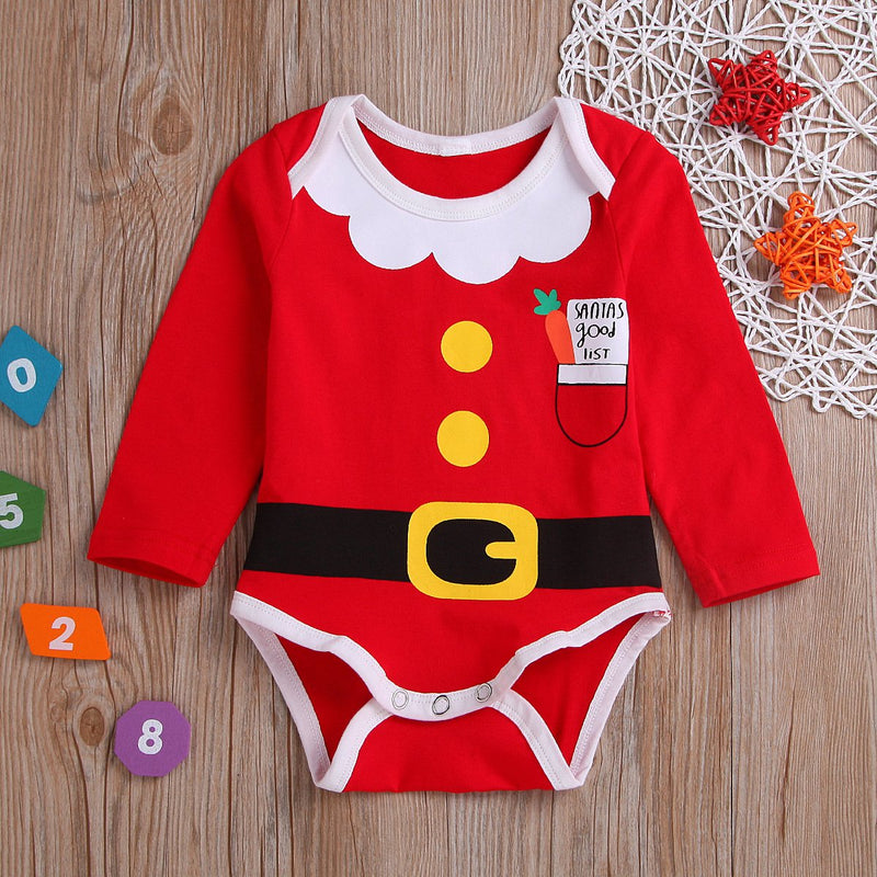 Baby Clothing Sets Baby suit Christmas