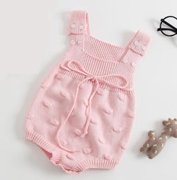 Baby Clothing Sets Pink / 66cm Bubble breeches hip suit