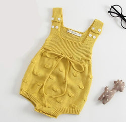 Baby Clothing Sets Yellow / 80cm Bubble breeches hip suit