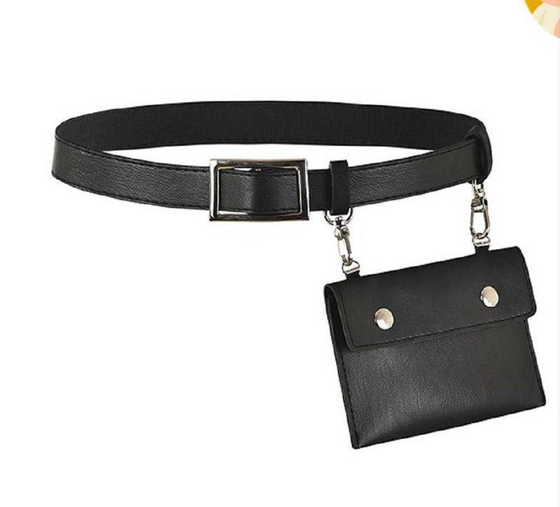 Bags Black / 102CM Pack fashion belt