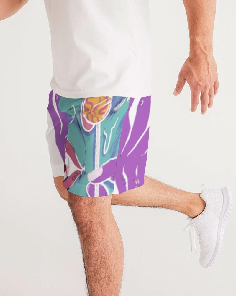 cloth Everyday Weirdo Men's Jogger Shorts