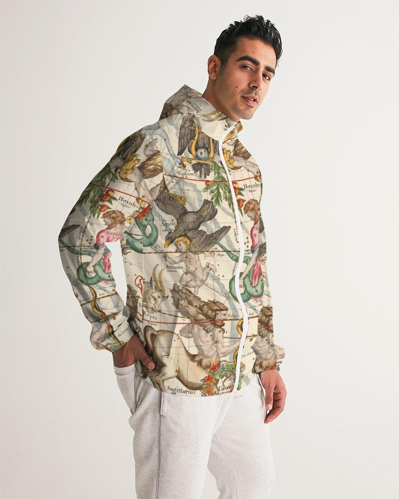 cloth Lucky You Men's Windbreaker