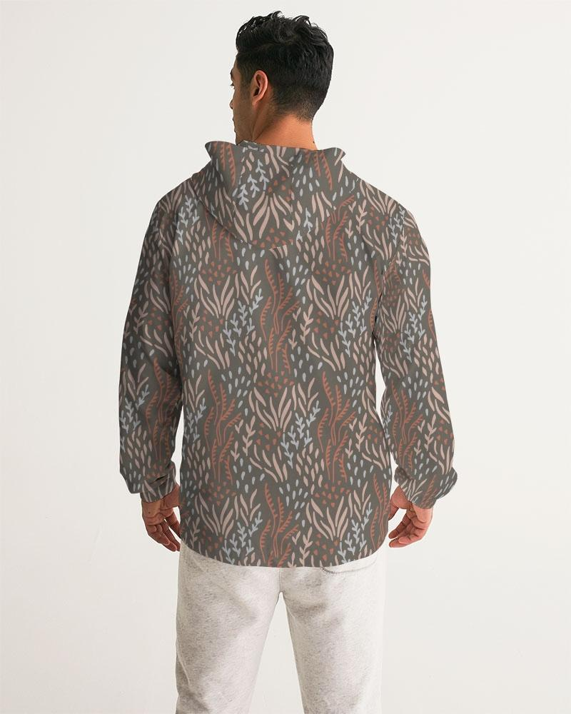 cloth Seaweed Men's Windbreaker