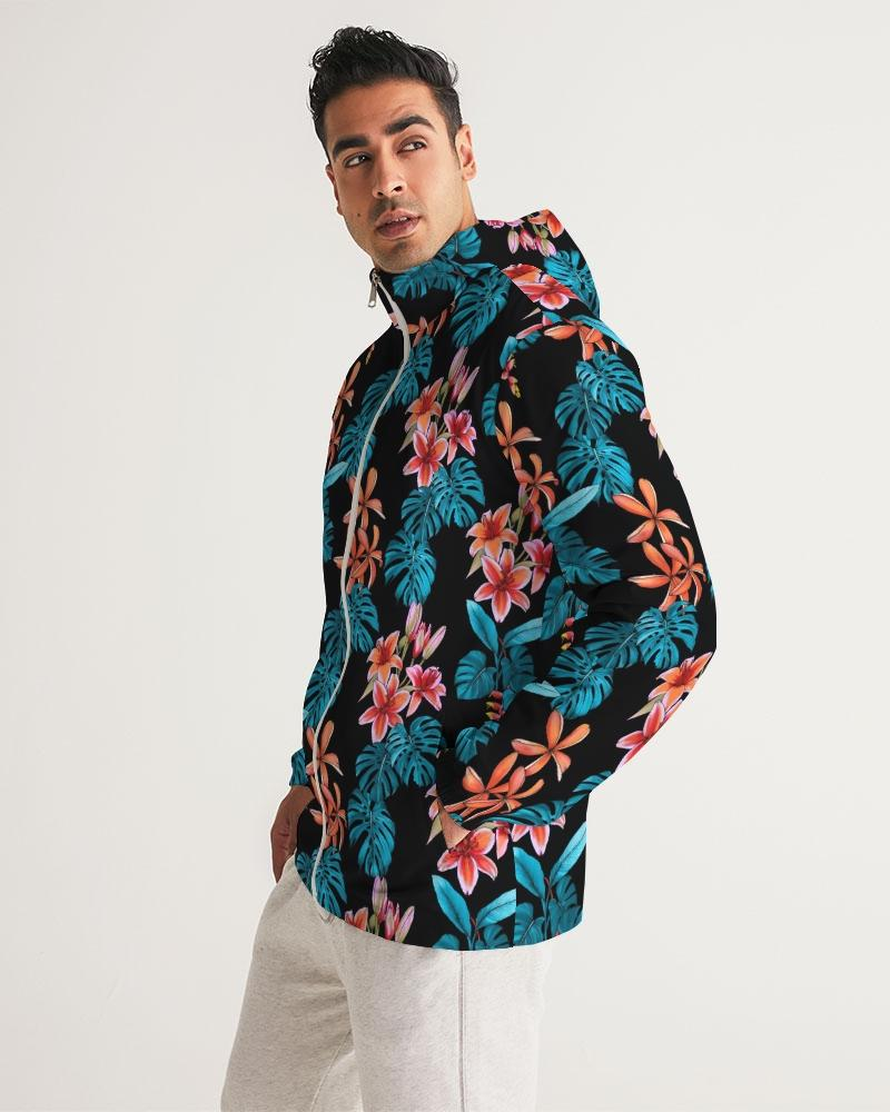 cloth Tropical Men's Windbreaker