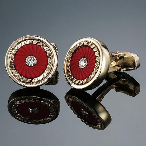 Cuff Links Luxury Fashion Design Cuff link 18 styles