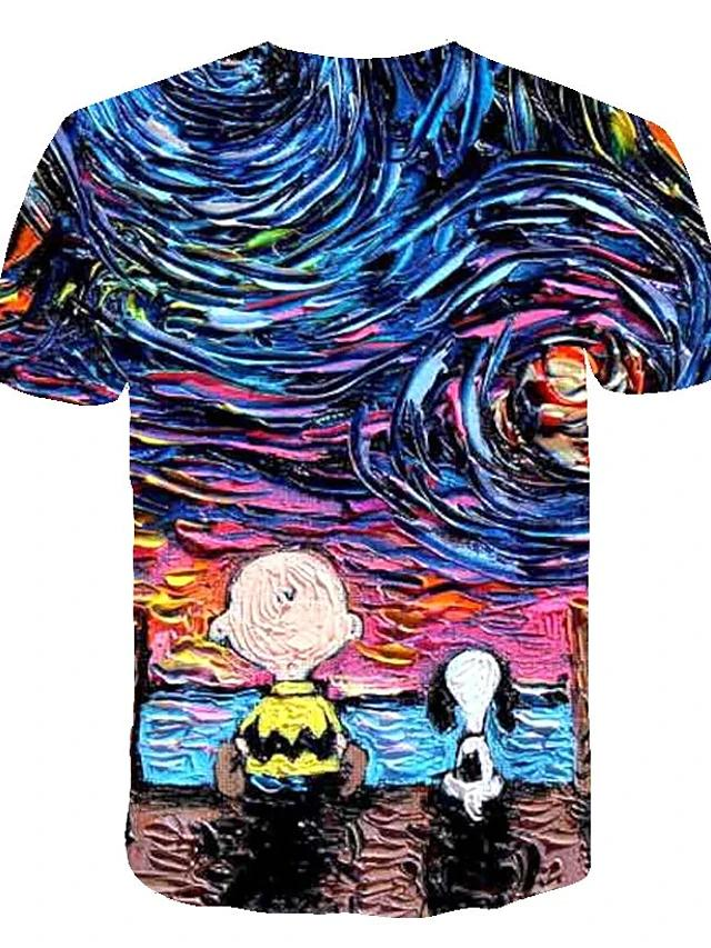 Gazing Art  T-shirt