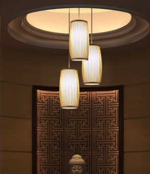 Home Decor Staircase decoration lamp