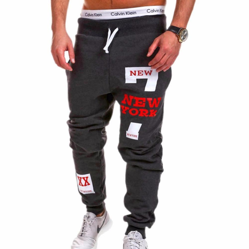 Men's Clothing Gray / 4XL Mens Joggers