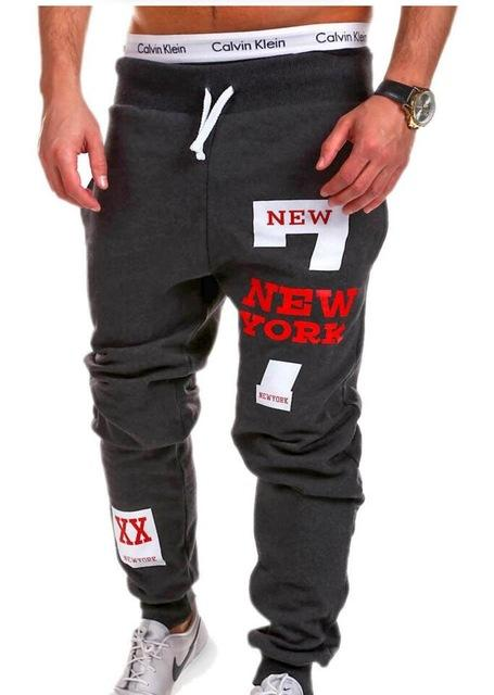 Men's Clothing Gray / XL Mens Joggers