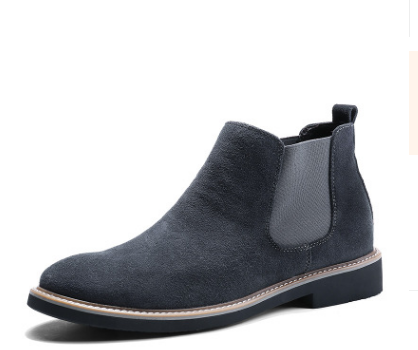 Men Shoes Gray / 39 Warm cotton shoes