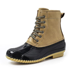 Men Shoes Khaki / 38 Waterproof non-slip boots