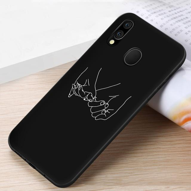 Phone Case For Samsung A8S / 19 Cute Cartoon Stylish Phone Case For Samsung Galaxy