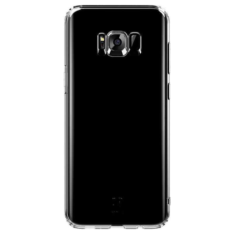 Phone Case S8 Galaxy S8 transparent anti-drop phone case