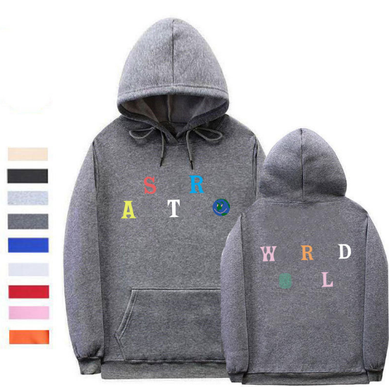Sweater Dark Grey / XXL Streetwear Multiple styles Astroworld Sweater
