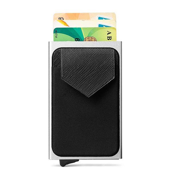 Wallet Aluminum Automatic Card Holder