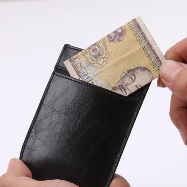 Wallet Bank card box