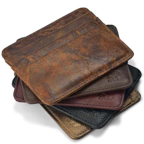 Wallet Genuine Leather Magic Wallet