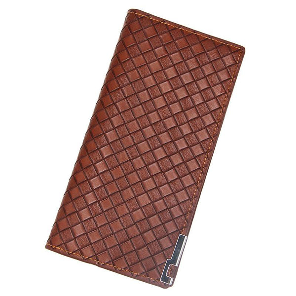 Wallet Light brown long men wallet