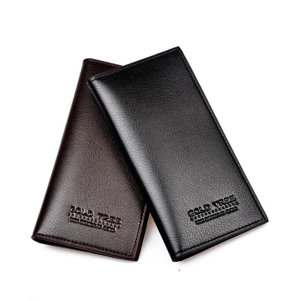Wallet men's leisure fashion high-end PU Wallet