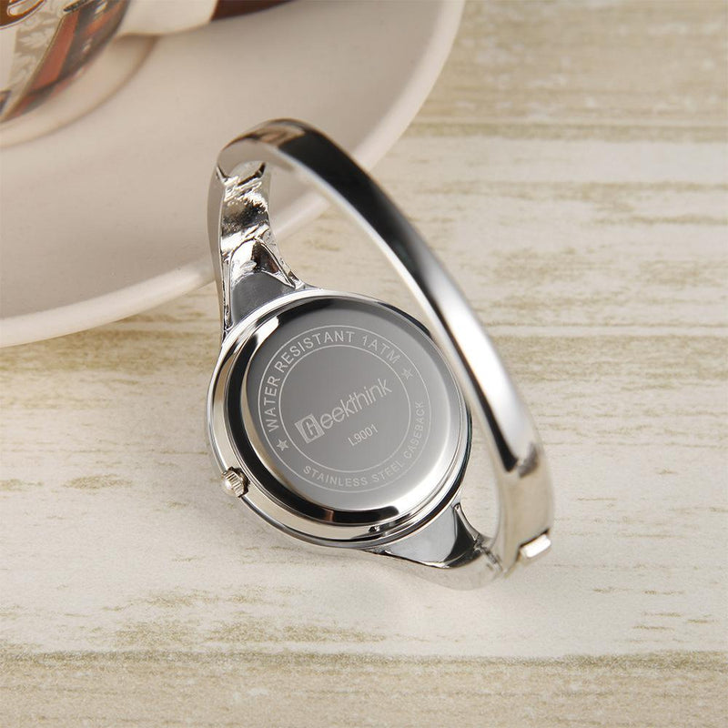 Watches: Ladies Round Bracelet Watch