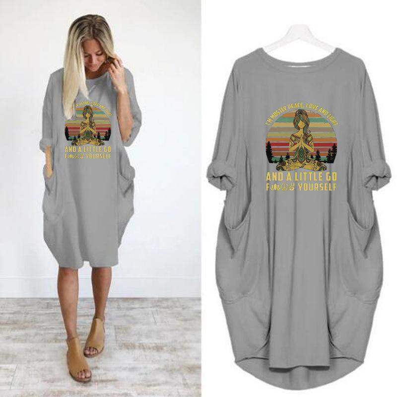Women Fashion Grey / 4XL The best-selling exclusive Ulima™ Dress