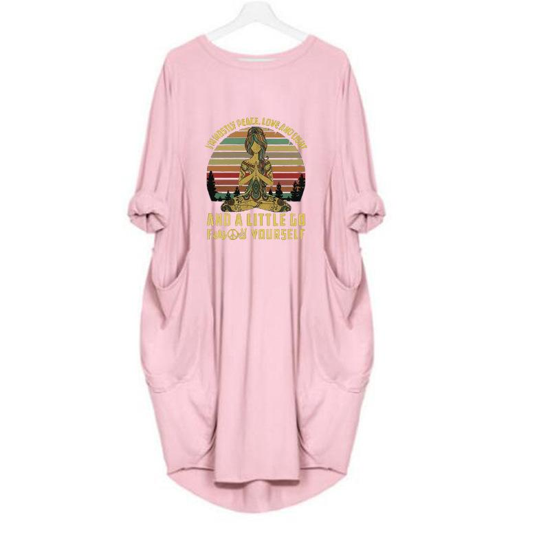 Women Fashion Pink / XL The best-selling exclusive Ulima™ Dress