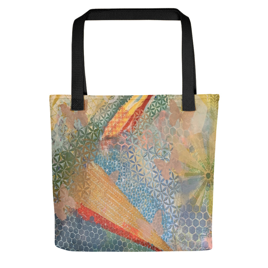 Living Grid Tote