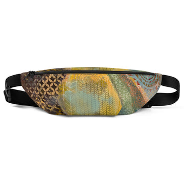 Living Grid Waist Pack