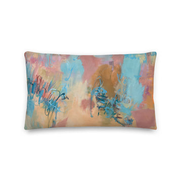 Soul Bloom Rectangular Pillow