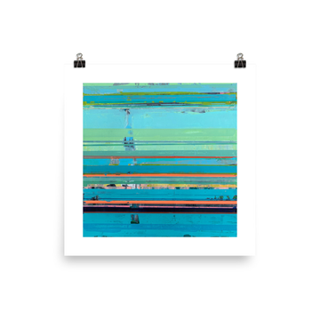 Limited Edition Print: Below the Surface