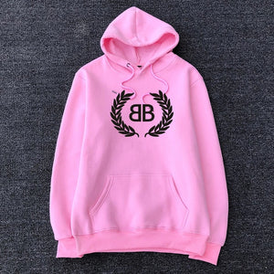 women Paris fashion hoodies sweatshirts Loose cotton Autumn and winter long sleeves jogging Sportswear coat hoodies men 2019