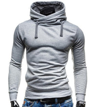 Load image into Gallery viewer, 2018 Hoodies Men Sudaderas Hombre Hip Hop Mens Brand Solid Color Turtleneck Pullover  Hoodie Sweatshirt  Slim Fit Men Hoody