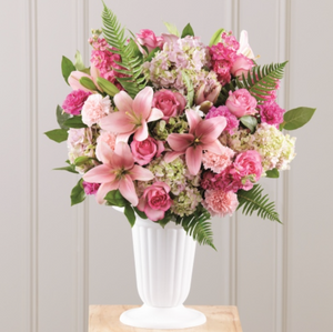 Arrangement (Pink & Green)