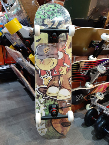 Puente Skateboard 31.5 x 8.25 complete - Skate Planet Thailand