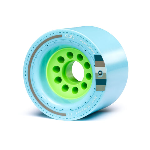 Orangatang Kegel, 80mm 77a blue - Skate Planet Thailand
