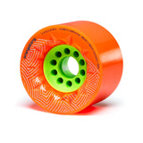 The Orangatang Caguama 85mm orange - Skate Planet Thailand