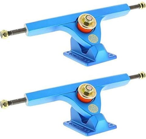 184mm 44 degrees Caliber 2 Satin blue Downhill Longboard Truck