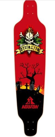 Koston Longboard / Cruiser Deck - Skate Planet Thailand