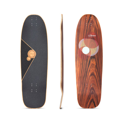 Loaded Deck Omakase Roe / Freeride - Freestyle - Cruiser - Skate Planet Thailand