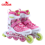 Cougar Inline Skate / Freestyle / Slalom / adjustable - Skate Planet Thailand