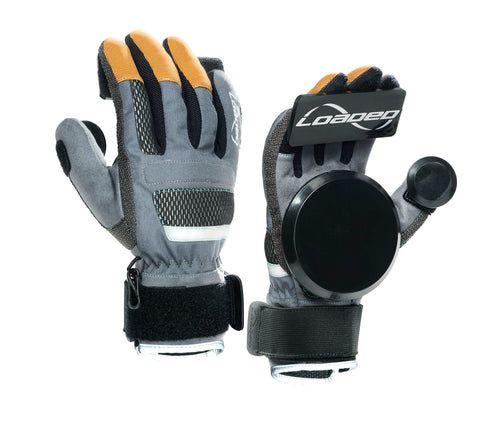 """Loaded"" Freeride Glove Version 7.0 - Skate Planet Thailand"