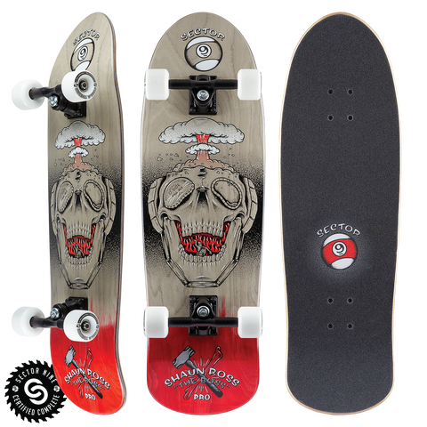 Sector 9 HAVOC BOSS ROSS PRO available now!☺ - Skate Planet Thailand