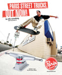 Paris Trucks Street 169mm Raw - Skate Planet Thailand