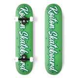"KOSTON Pro quality 7 ply canadian maple COMPLETE SKATEBOARD ""8.25"" - Skate Planet Thailand"