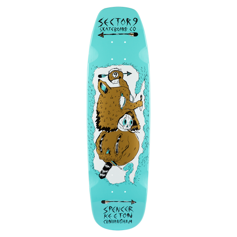 "Sector 9 / SKC Pillar Deck 28.25"" x 8.0"" - Skate Planet Thailand"