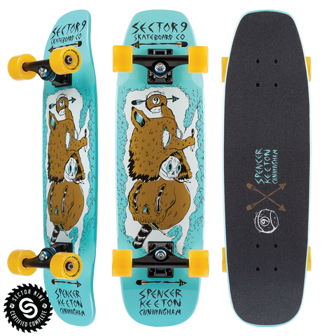 Sector 9 SKC PILLAR Coming soon! ☺ - Skate Planet Thailand