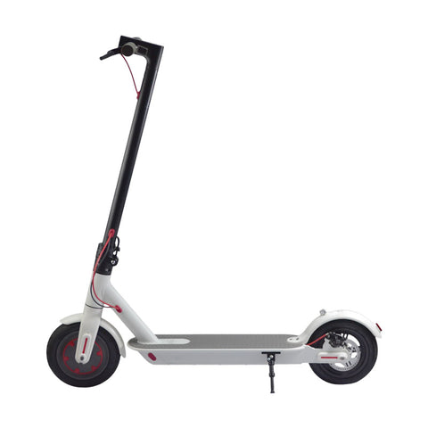Electric Scooter T4 White - Skate Planet Thailand