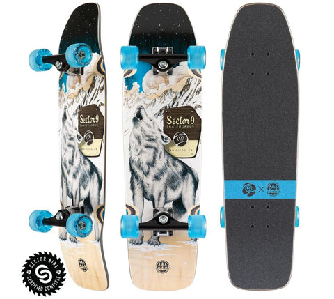 Sector 9 HOWL NINETY FIVE Coming soon! ☺ - Skate Planet Thailand
